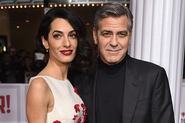 Джорджа Клуни защитили себя от угрожающего им шизофреника