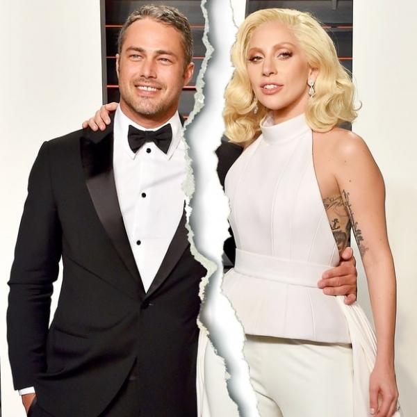 Леди Гага рассталась с Тэйлором Кинни