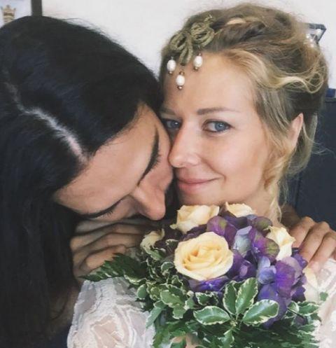 Ольга Ефремова вышла замуж