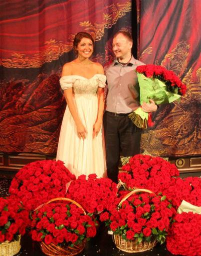Анастасия Макеева устроила смотрины женихов