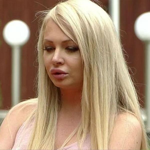 Дарья Пынзарь расстается с искуственными губами