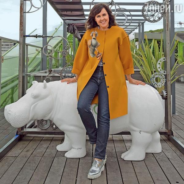 Ольга Шелест: «Из Парижа я привезла дочкам жирафа и козий сыр»