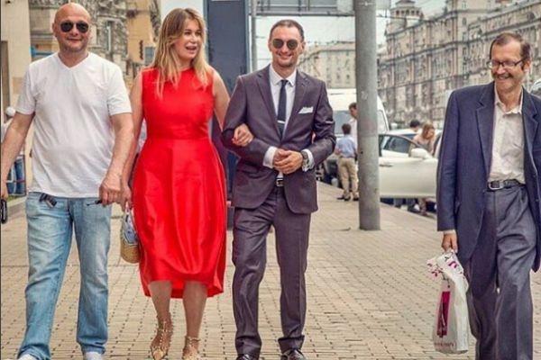 Экс-супруга Станислава Дужникова скрывает нового избранника