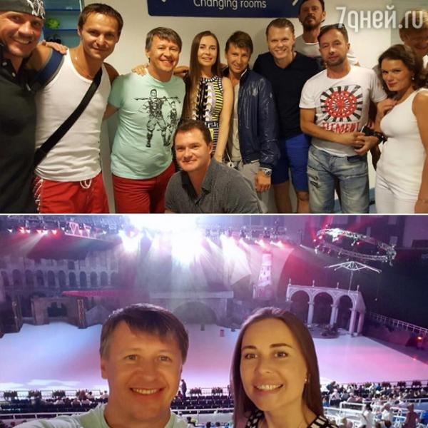Юлия Михалкова оценила работу Татьяну Навку