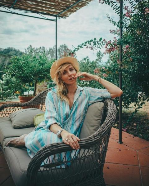 Светлана Бондарчук больше не прячет свою дочь