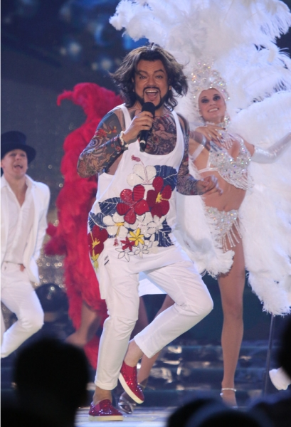 Kirkorov admitted that he dreams about tattoo – Celebrity News  Kirkorov admitt...