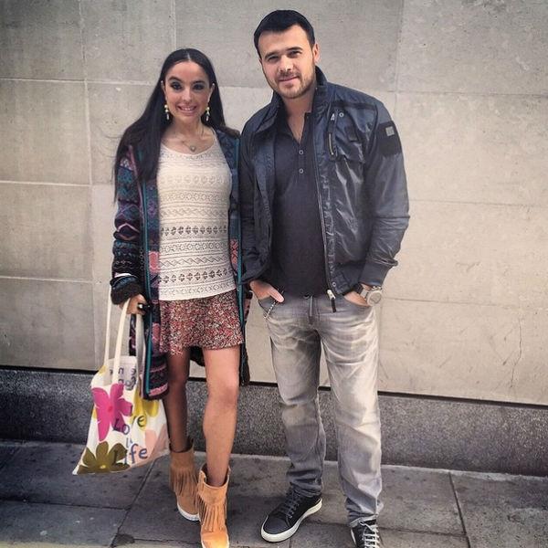 Эмин Агаларов благодарен экс-супруге за встречи