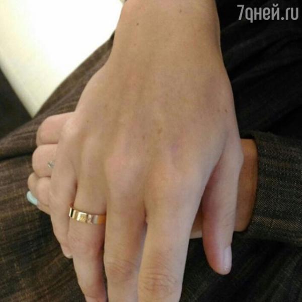 Дана Борисова объявила о предстоящей свадьбе