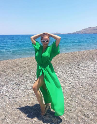 Анфиса Чехова скрывается в Греции