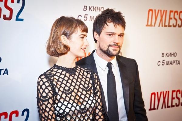 Данила Козловский вышел в свет со своей возлюбленной