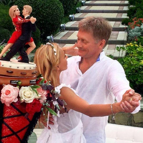 Ситцевая свадьба: как прожили год в браке Татьяна Навка и Дмитрий Песков