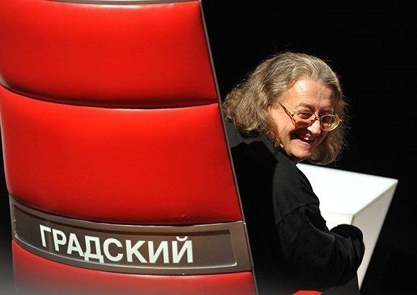 Александра Градского уволили из «Голоса»