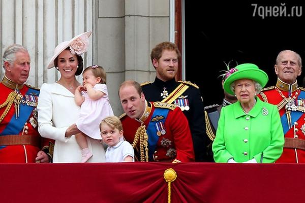 Принцесса Шарлотта готовится к своему первому королевскому туру