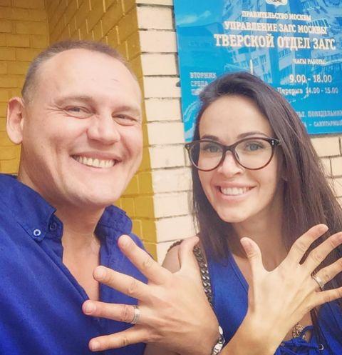 Степан Меньщиков собрал друзей на свадебный банкет ФОТО. ВИДЕО