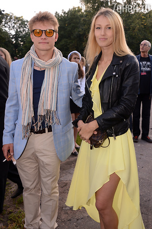 Агния Кузнецова с мужем переехала в Выборг