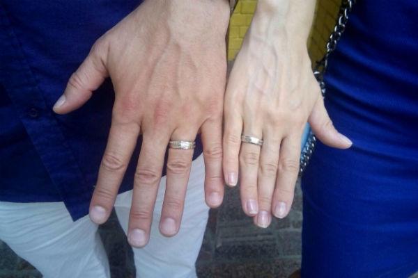 Степан Меньщиков официально женился на беременной избраннице