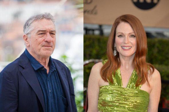 Роберт Де Ниро и Джулианна Мур снимутся в сериале Дэвида О. Расселла