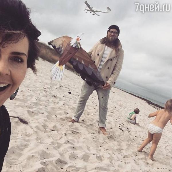 Ольга Шелест обнаружила драгоценность на пляже
