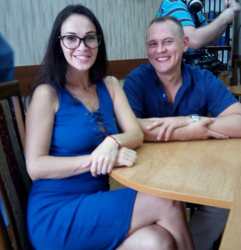 Степан Меньщиков официально женился на матери своего сына