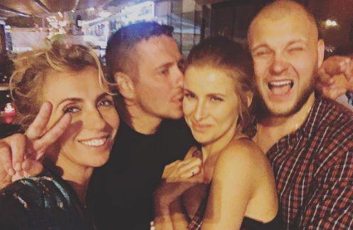 Семья Бондарчук закатила шумную вечеринку