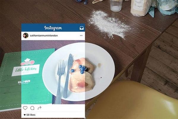 Реальность VS Instagram: как выглядят фото еды без фильтров