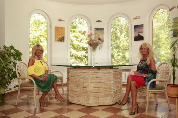 Дом сестер Зайцевых обокрали на Кипре