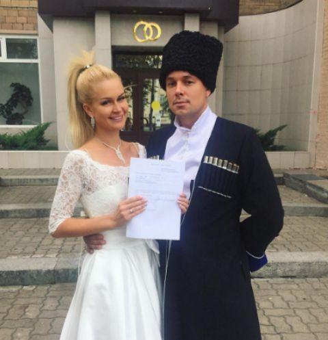 Марина Африкантова и Андрей Чуев отправились в загс