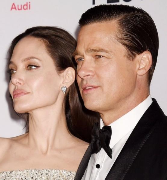 Анджелина Джоли и Брэд Питт «подсели» на инъекции из-за страха старения