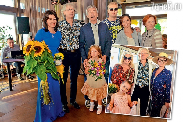 Светлаков поздравил дочь Аркадия Укупника