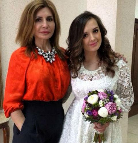 Ирина Агибалова преодолела тысячи километров ради дочери