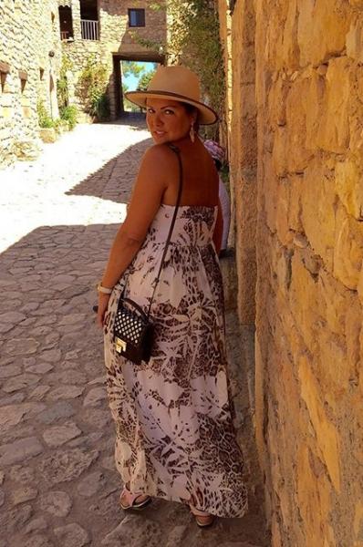Анна Нетребко порадовала поклонников снимками с отдыха