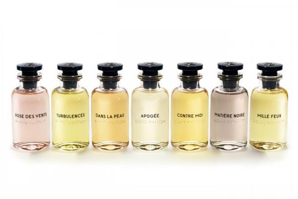 Впервые за 90 лет Louis Vuitton выпустит коллекцию ароматов