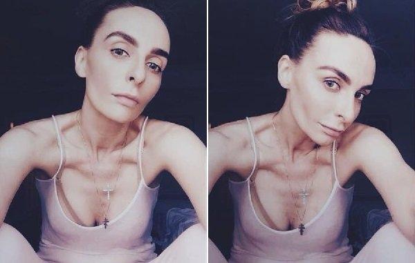 Екатерина Варнава всё больше пугает нездоровой худобой