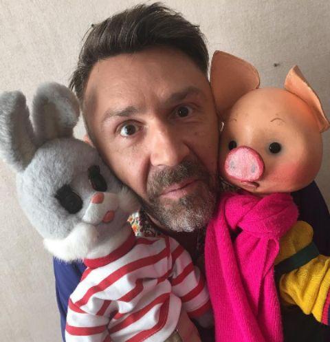 Сергей Шнуров готовит большой сюрприз для детей