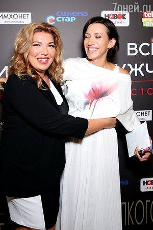 Анна Хилькевич и Игорь Верник увидели постельные сцены со своим участием