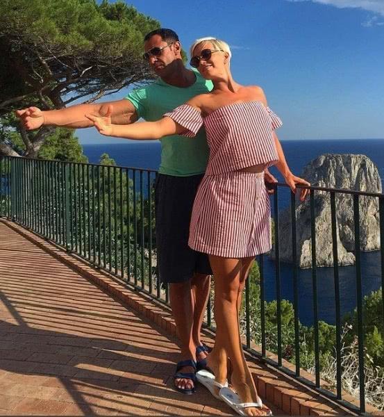 Семья Костюшкиных чудом избежала землятрясения в Италии