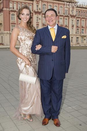 Ирина Безрукова прошла по самой длинной звездной дорожке в мире