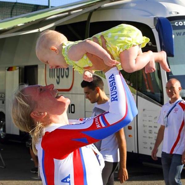 Ольга Забелинская: «Ради Рио я крутила педали на 4-й день после родов»