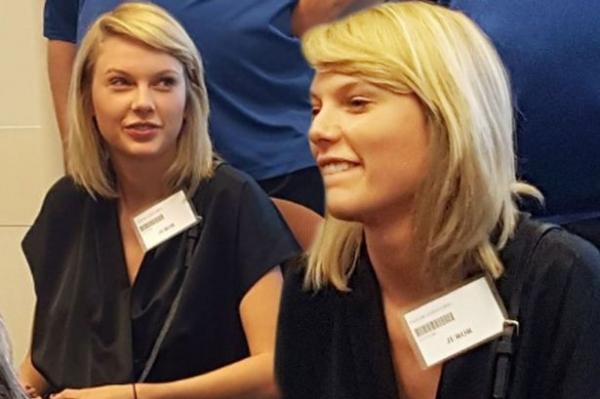Тейлор Свифт едва не стала членом жюри присяжных