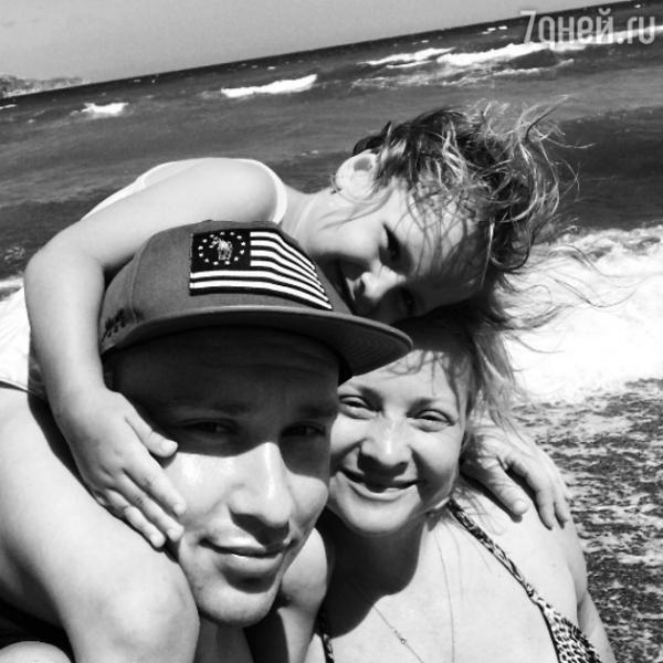 Светлана Пермякова отправилась в путешествие с бывшим мужем