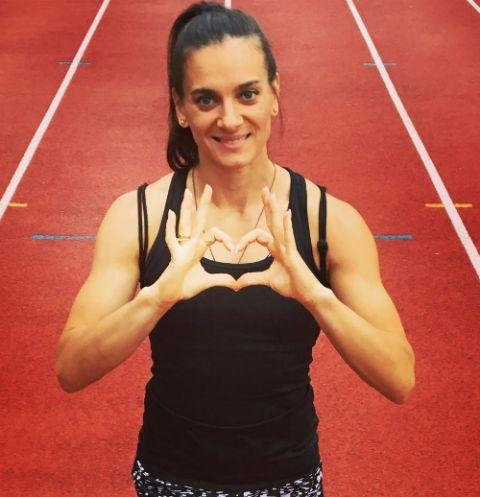 Елена Исинбаева попадет на Олимпиаду в Рио