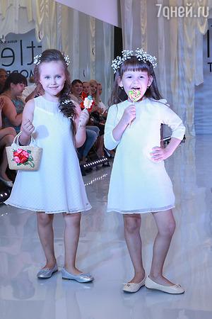 Анастасия Денисова увидела будущих топ-моделей