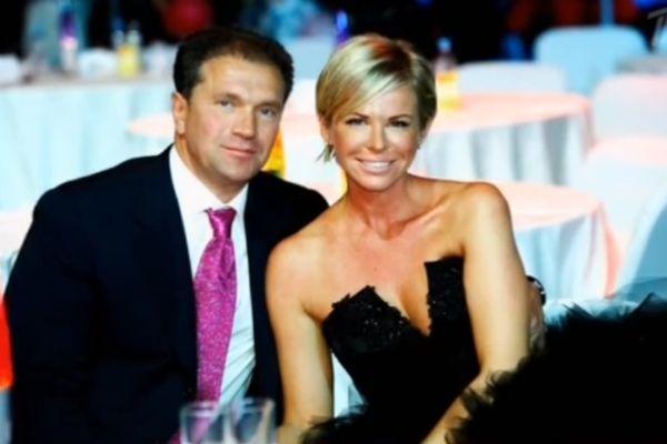 Бывшую жену олигарха Буряка поддержал Виктор Батурин