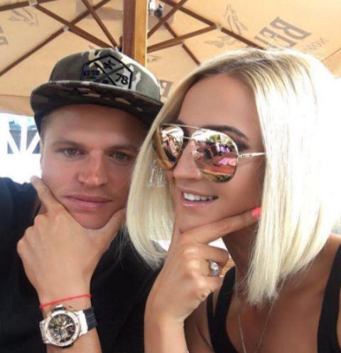 Ольга Бузова подверглась критике за дорогой подарок мужу