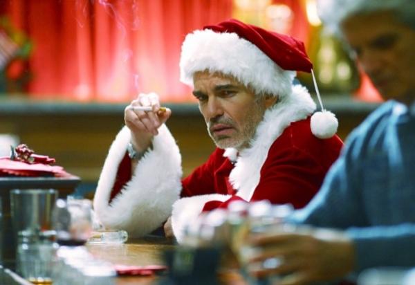 Билли Боб Торнтон снова портит Рождество в трейлере «Плохого Санты 2»