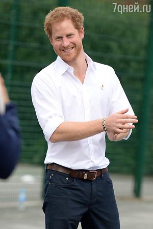 Принц Гарри завел подружку-миллиардершу