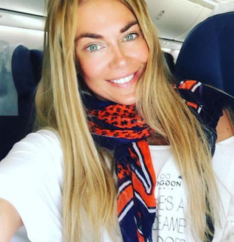 Таня Терешина рассекретила нового возлюбленного