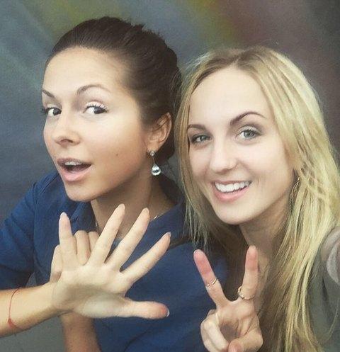 Нюша уехала из России ради сестры
