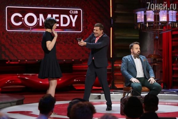 Александр А. Ревва возвращается в Comedy Club на ТНТ