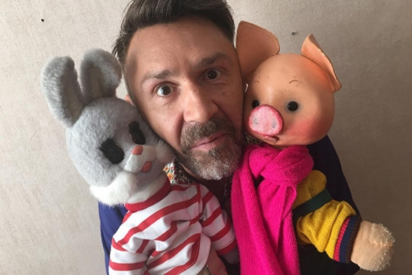 Сергей Шнуров: «Мне всегда нравился Хрюша с свинством»